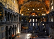 Hagia Sophia, Istanbul (Bk 1, Pt.: Ch. 3, where Clarinda initially meets Urd)
