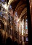 Cathedral Basilica, St. Denis (Paris)[Photo: B. Johnson, 2001; Wikipedia Commons]