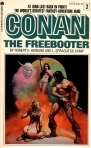 20th Century Male Fantasy: Conan in Comics & Novels (Robert E. Howard & L. Sprague de Camp; Cover by Boris Vallejo)