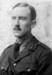 J.R.R. Tolkien (2nd Lieutenant in Britain's 11th Battalion, France)