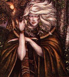 The Elric Saga (Michael Moorcock; artist, Robert Gould)