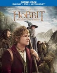 The Hobbit: An Unexpected Journey (Blu-Ray-DVD-Ultraviolet)