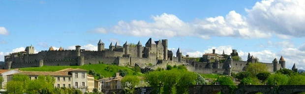 Cité de Carcassonne (Wikipedia Commons)