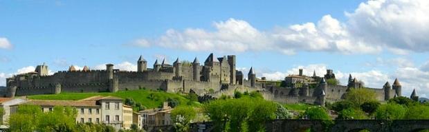 Cité de Carcassonne (Wikipedia Commons)