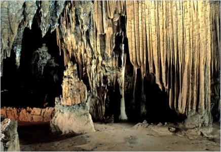 A Midgard Access to Norn Grottoes (Skocjan Caves, Slovenia; http://www.park-skocjanske)