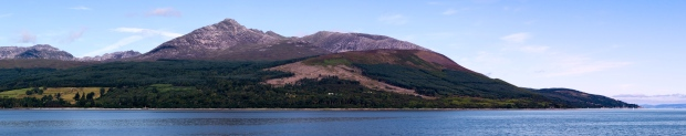 Isle of Arran (Firth of Clyde, Scotland; Wikipedia Commons)