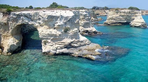 Midgard, Italy's Puglian Coast (Torre Sant'Andrea)