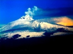Midgard (Mount Etna, Sicily -- homeland of Servius Aurelius Santini, a main character in The Artifacts of Destiny series)