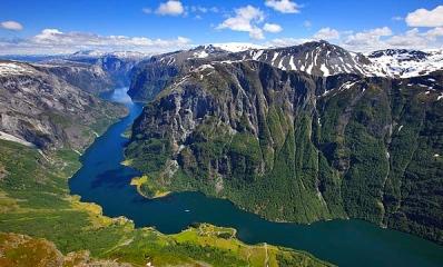 MIdgard, Scandinavian Fjord