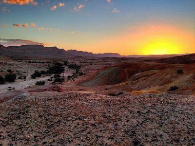 Midgard, Middle Eastern Desertlands (Negev)