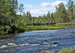 Lutto River, Finland
