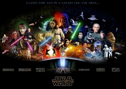 Star Wars, Episodes 1-6