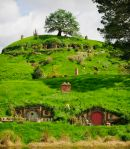 Hobbiton (set from The Hobbit: An Unexpected Adventure, 2012)