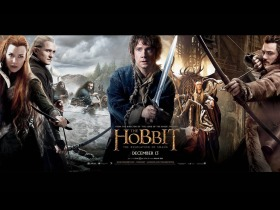 The Hobbit: The Desolation of Smaug (New Line Cinema, 2013)