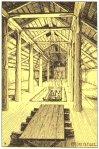 """J.R.R. Tolkien, """"Beorn's Hall"""""""