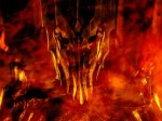 Sauron (as depicted in the Hobbit and LotR Film Trilogies)