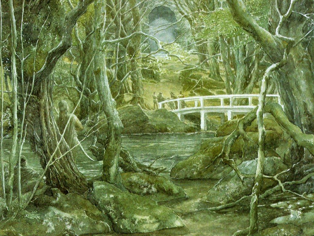Wood Elves A J Carlisle