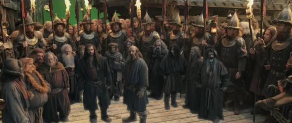 The Hobbit Ch 9 Barrels Out Of Bond