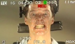 Benedict Cumberbatch as Smaug (CGI Motion Capture, from The Hobbit- DoS, New Line Cinema, 2013)