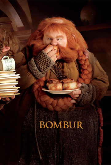 Dwarf In Hobbit And Lord Of The Rings