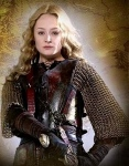Éowyn (Miranda Otto, from The Two Towers & The Return of the King)