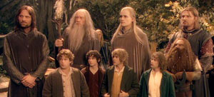 The Fellowship of the Ring (New Line Cinema, 2001)