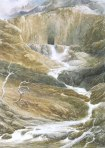 Erebor: The Front Gate (by Alan Lee)