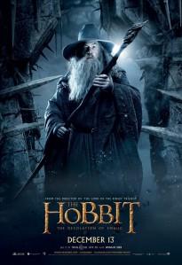 Gandalf enters Dol Guldur (Ian McKellen, The Hobbit: The Desolation of Smaug, New Line, 2013)