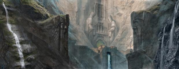 Gateway to Erebor (John Howe)
