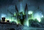 Minas Morgul, The Witch King's Citadel in Jackson's LotR Films