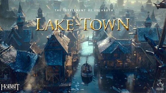 The Hobbit Lake Town People