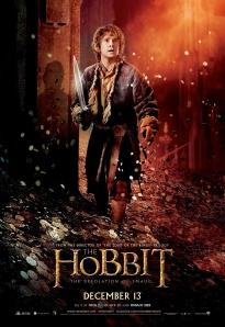 The Hobbit- The Desolation of Smaug (Martin Freeman; New Line Cinema-Warner Bros., 2013)