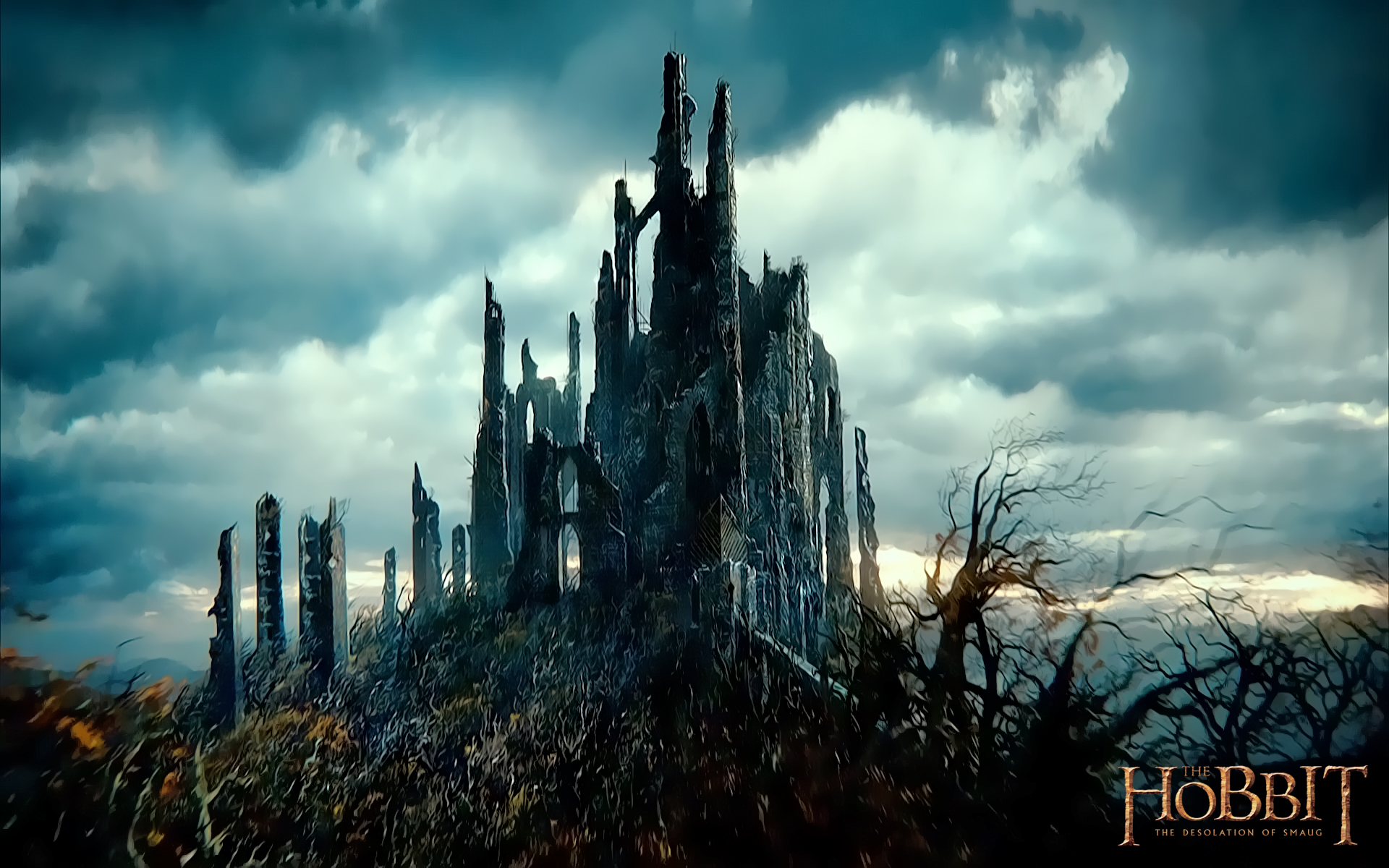 Dol Guldur The Hobbit 2012 2014