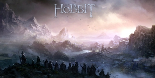 The Hobbit Trilogy (New Line Cinemas, 2012-2014; Jackson's adaptation of J.R.R. Tolkien's %22The Hobbit%22 & %22The Quest of Erebor%22)