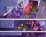 Tolkien's The Hobbit (Graphic Novel by Chuck Dixon & David Wenzel, p. 100)