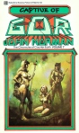 20th Century Male Fantasy: John Norman's Gor Series (Cover Art, Boris Vallejo)