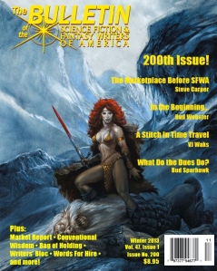 21st Male Fantasy? The SFWA Cover & Interior Pages Responsible for a Blog Firestorm