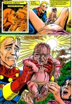 A First in Comic Books: Liz & Michael Moran's Child (Miracleman #9, Moore & Rich Veitch)