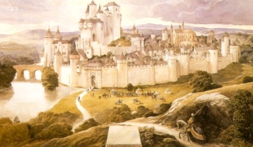 Arthur's Camelot (Alan Lee)