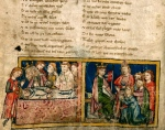 Carlisle's World: Illustrated Folio of Parzifal (13th c.)