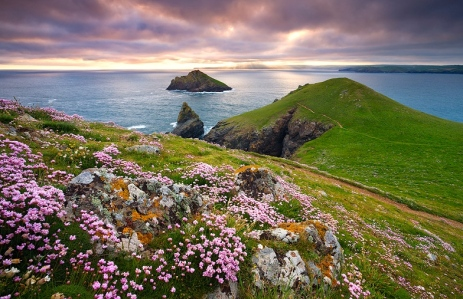 The Lands of King Arthur: Cornish Spring (pic by Adam Burton)