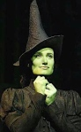 "Elphaba in Gregory Maguire's ""Wicked"" (Idina Menzel)"