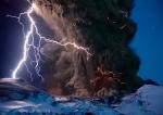 A.J. Carlisle's Epic Fantasy Inspiration: Eyjafjalljökull Volano, Iceland (National Geographic)
