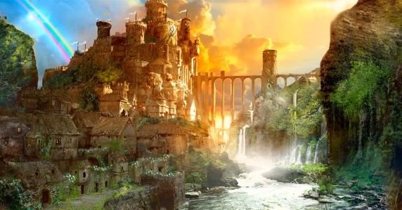 Fantasy World (Vance Kovacs)