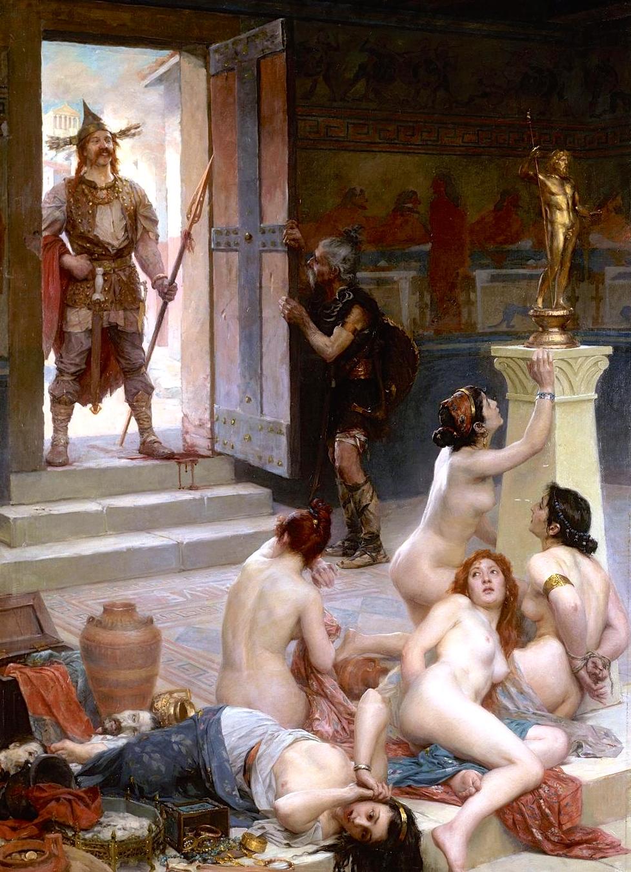 Древний рим классика женщины порно