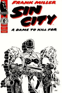 "Frank Miller's Sin City: ""A Dame to Kill For"" #5 (1994)"
