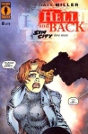 "Frank Miller's Sin City: ""Hell and Back, A Love Story"" #8"