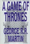 """George R.R. Martin, """"A Game of Thrones,"""" 1996"""