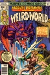 Doug Moench & Mike Ploog's %22Weirdworld%22 appeared in Marvel Premiere #38 (1977)