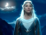 Lady Galadriel (Cate Blanchett) in The Hobbit (2012-2014, New Line Cinema)